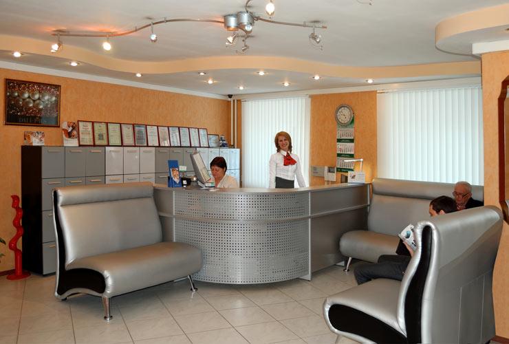 Дизайн стоматологической клиники фото